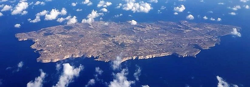Malta from space 3