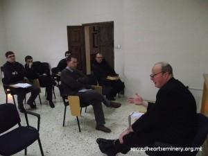 Ecumenical Service at the Seminary (2)