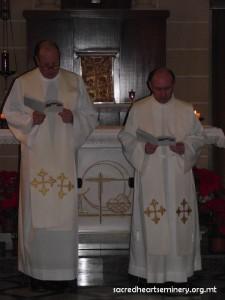 Ecumenical Service at the Seminary (7)