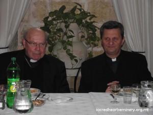 Visit of Cardinal Levada (2)
