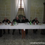 Visit of Cardinal Levada
