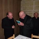 Visit of Cardinal Levada 5